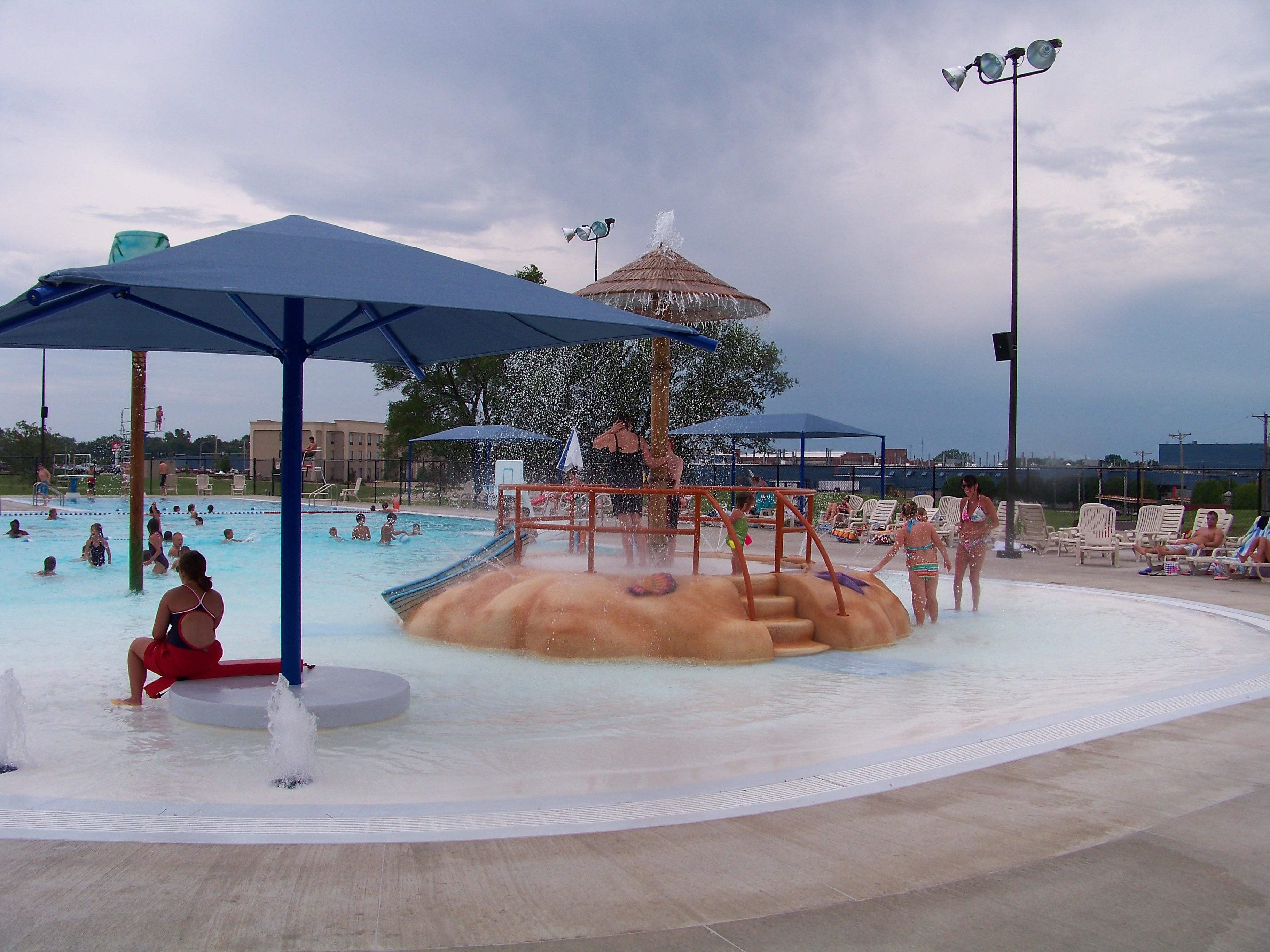 Aquatic Center City of Keokuk